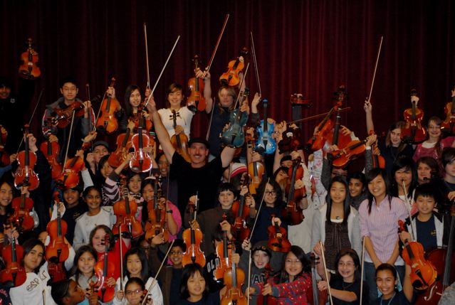 Doug & Strolling Strings Kids