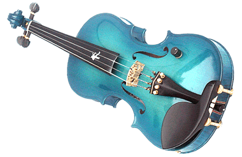 Doug's Custom Electric Violin