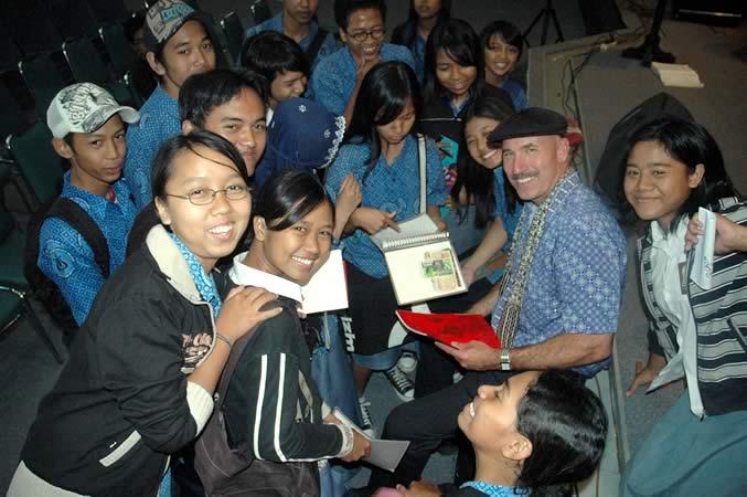 Yogyakarta Master Class, Indonesia