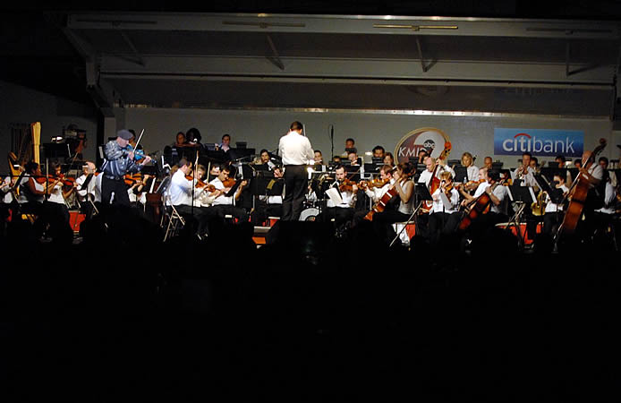Midland Odessa Symphony Concert
