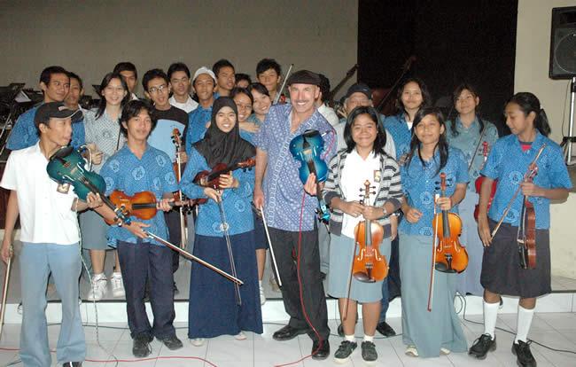 Jakarta, Indonesia School