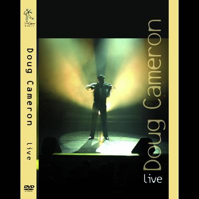 Doug Cameron Live DVD