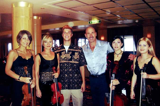 Music Camp at Sea on Celebrity Cruises